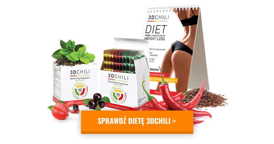 Sprawdź odchudzającą dietę 3D Chili