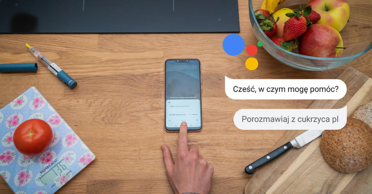 Asystent Google cukrzyca.pl